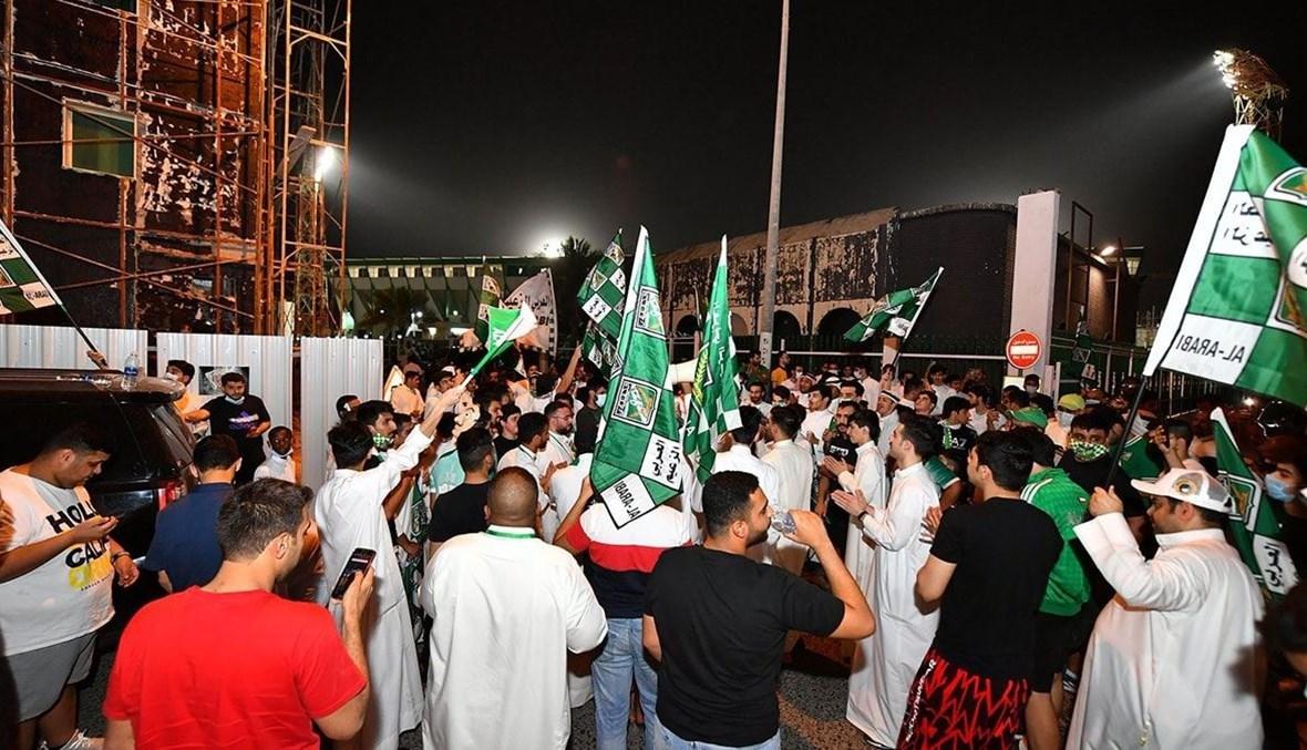 العربي-زعيما-للدوري-الكويتي-بعد-غياب-19-عاما