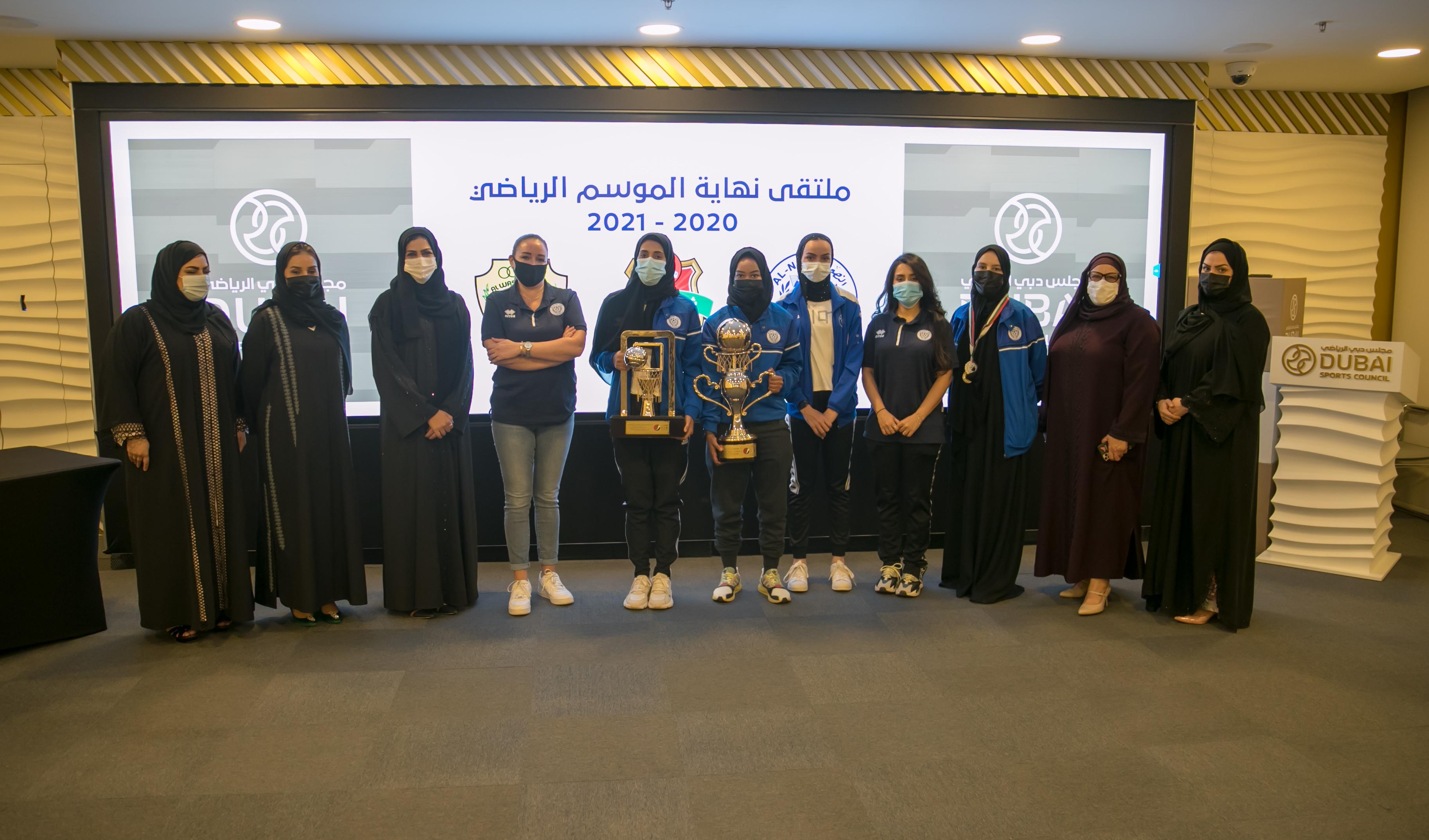 مجلس-دبي-الرياضي-يحتفل-بالإنجازات-النسائية