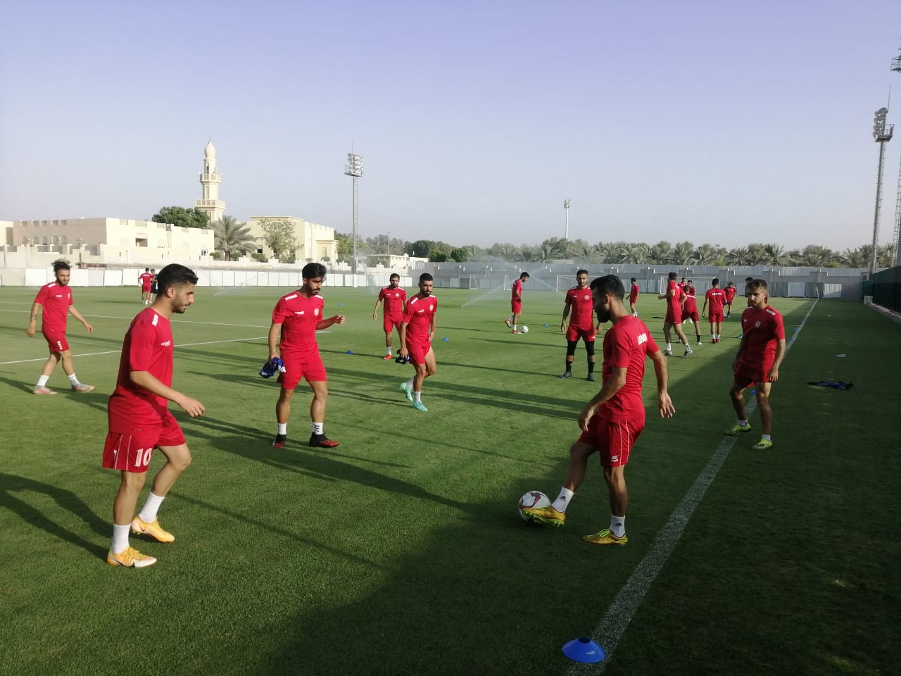 لبنان-الاولمبي-يستعد-لوديته-الثانية-مع-شباب-الامار