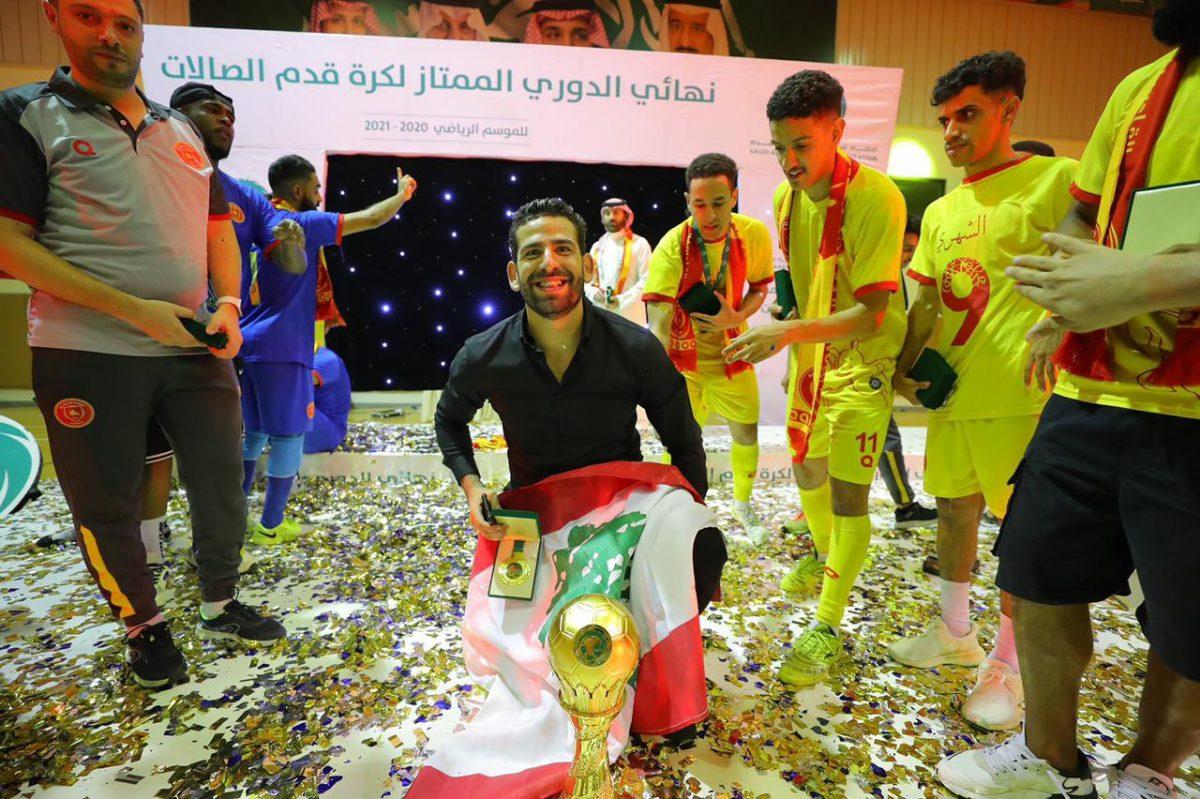 المدرب-اللبناني-طارق-رزق-يكتب-التاريخ-في-السعودية